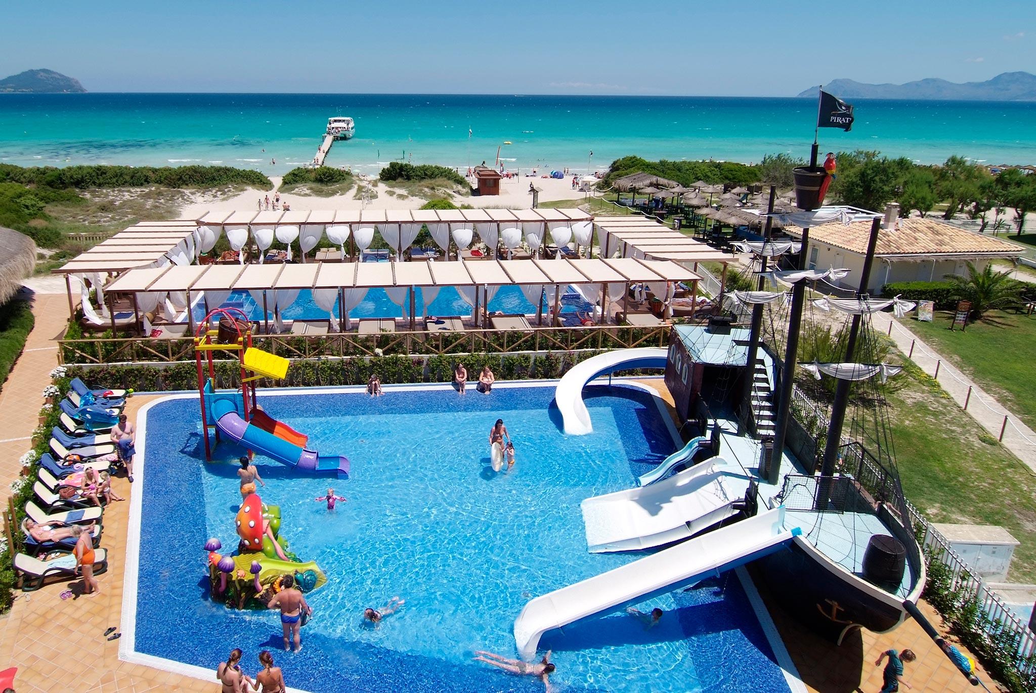 All Inclusive Hotels In Can Picafort Mallorca