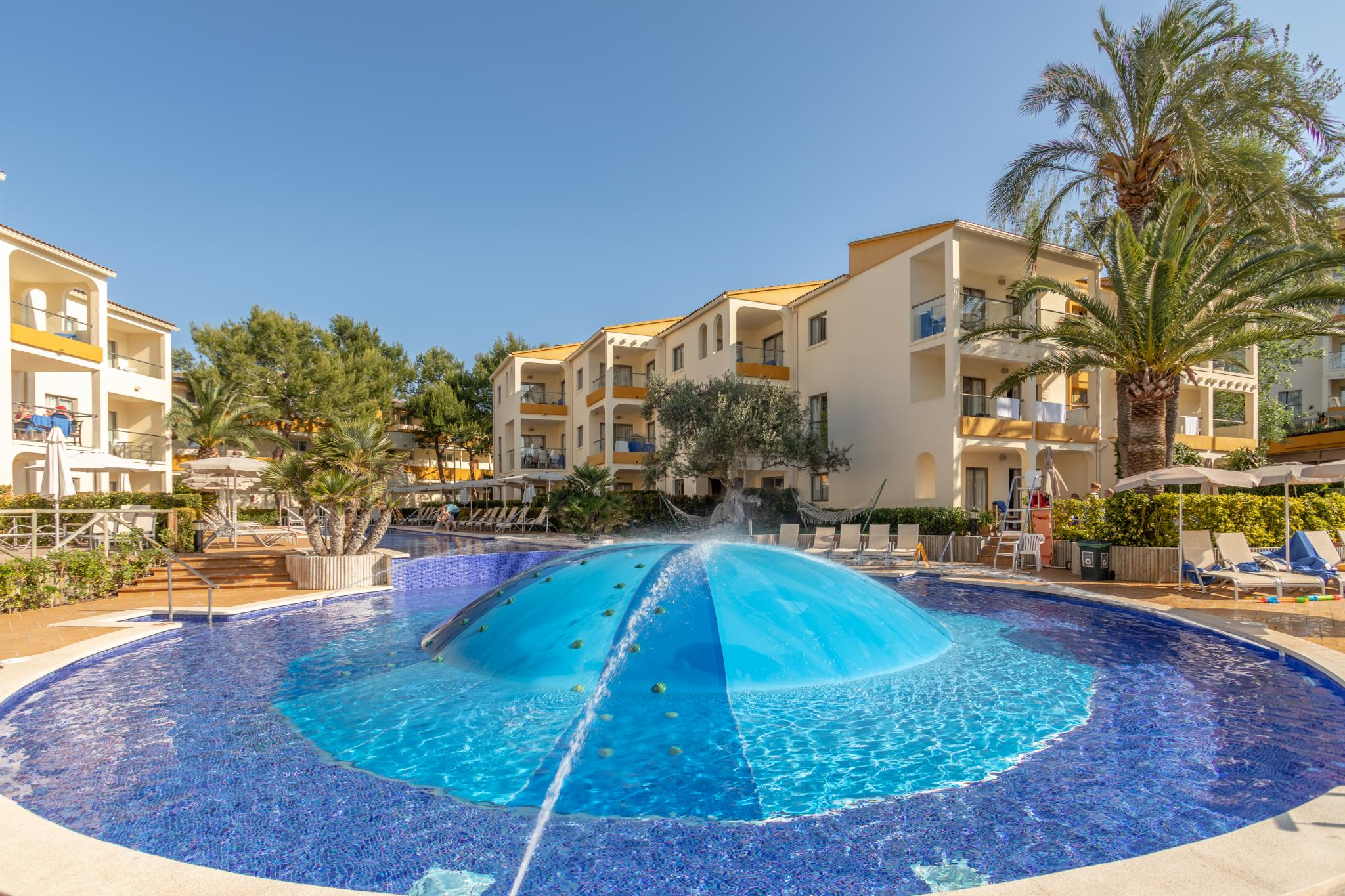 Services And Facilities Hotel Zafiro Tropic Alcudia
