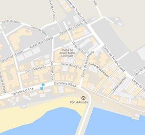 Mallorca Karte Alcudia.5 Hotel In Puerto De Alcudia Mallorca Hotel Zafiro Palace Alcudia